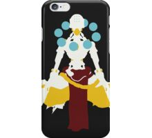 Minimalist Zenyatta iPhone Case/Skin