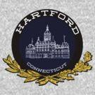 Hartford, Connecticut by Daniel Gallegos