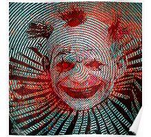Le clown Poster