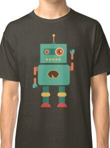 Fun Retro Robot Art Classic T-Shirt