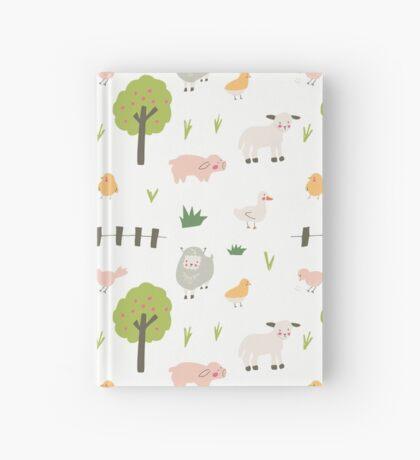 Spring Farm Hardcover Journal