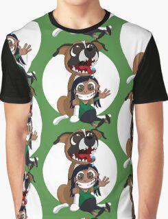 Puppy Graphic T-Shirt