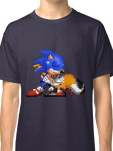 Sonic and Tails - Hugs Classic T-Shirt