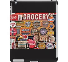 Signs (HDR) iPad Case/Skin