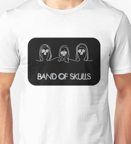 Band of Skulls Unisex T-Shirt