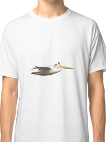 Isolated Pelican 2016-1 Classic T-Shirt