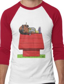 Snoop Men's Baseball ¾ T-Shirt