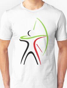 Stickman Archer - Chris T-Shirt