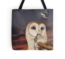 Fly Fast Tote Bag