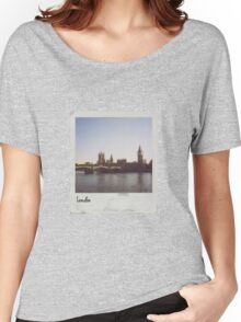 Polaroid - London Women's Relaxed Fit T-Shirt