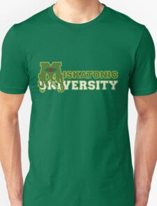 Miskatonic U Unisex T-Shirt