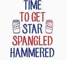 Star Spangled Hammered Unisex T-Shirt