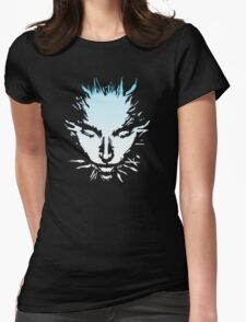 Shodan System Shock  Womens Fitted T-Shirt