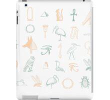 Egyptian Patten iPad Case/Skin