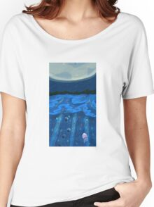 Moonlit Sea Women's Relaxed Fit T-Shirt