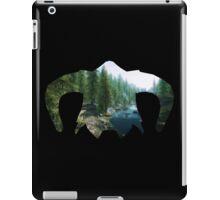 Elder Scrolls - Helmet - Greenery iPad Case/Skin