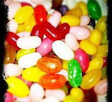 Jelly beans candy by djtopxander