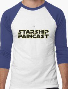 Starship Paincast Men's Baseball ¾ T-Shirt