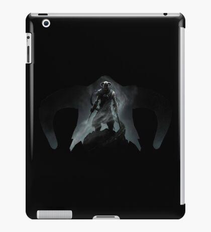 Elder Scrolls - Helmet - Dragonborn iPad Case/Skin