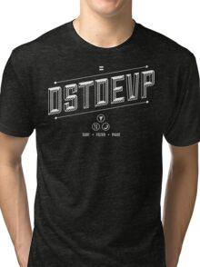 DSTDEVP Tri-blend T-Shirt