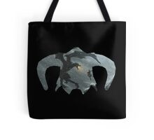 Elder Scrolls - Helmet - Dragon Battle Tote Bag