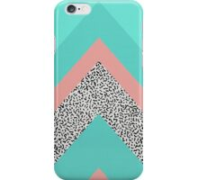 90s Chevron iPhone Case/Skin