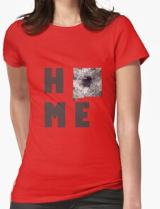 "New Mexico ""HOME"" Womens Fitted T-Shirt"