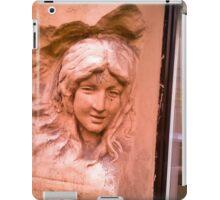 Stone woman. iPad Case/Skin