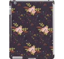 Woodland Flowers - Purple iPad Case/Skin