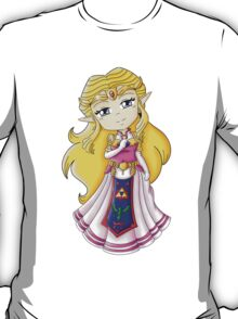 Legend of Zelda: Zelda Chibi T-Shirt
