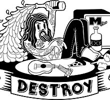 Destroy by vicleo