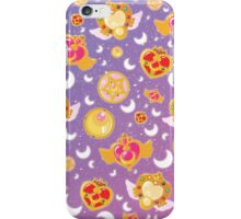 Sailor Moon Locket Pattern Case iPhone Case/Skin