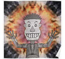 Caveman of Good Cheer Poster