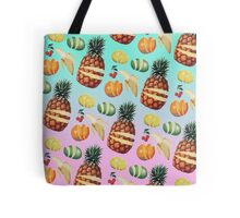 Fruit Ninja Tote Bag