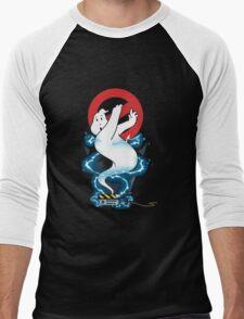 Ghostbusters ghost trap Men's Baseball ¾ T-Shirt