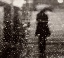 alone Sticker