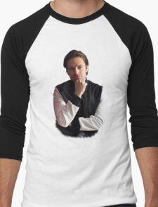 Sebastian Stan Men's Baseball ¾ T-Shirt
