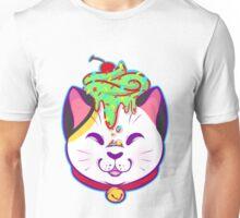 Cupcake Maneki-neko Unisex T-Shirt