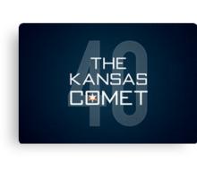 The Kansas Comet Canvas Print