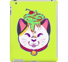 Cupcake Maneki-neko iPad Case/Skin