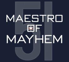 Maestro of Mayhem Kids Clothes