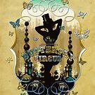Mirabai Jasper's Butterfly Circus II by Bethalynne Bajema