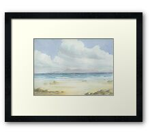 Achill from Falmore Framed Print