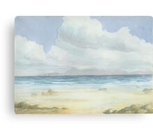 Achill from Falmore Canvas Print