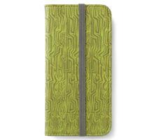 Wood Grain iPhone Wallet/Case/Skin