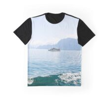 Dreaming on Lake Lucerne Graphic T-Shirt