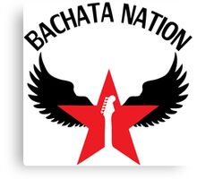 Bachata Nation Canvas Print