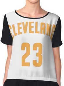 Lebron James Cleveland 23 | 2016 Chiffon Top