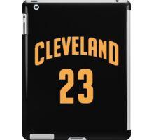 Lebron James Cleveland 23 | 2016 iPad Case/Skin