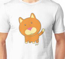 Carrot the Orange Kitty 1 Unisex T-Shirt